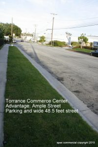 Safe Torrance Commerce Center