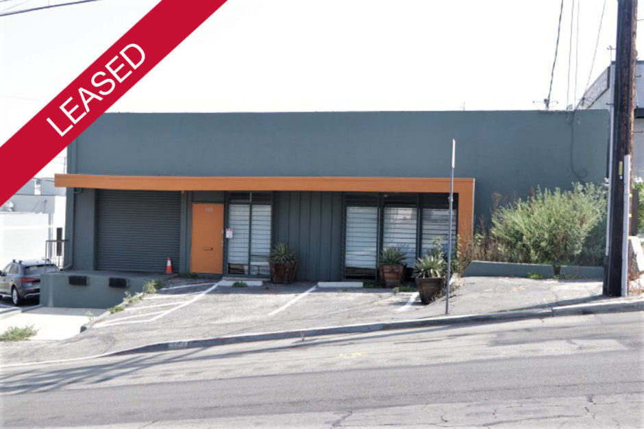 140 Center St., El Segundo, CA - leased commercial property