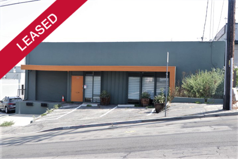 140 Center St., El Segundo, CA - leased commercial property