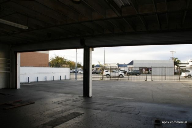 Gardena Commercial Property Outside View