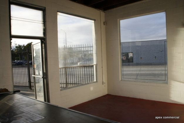 Gardena Commercial Building - View From Office
