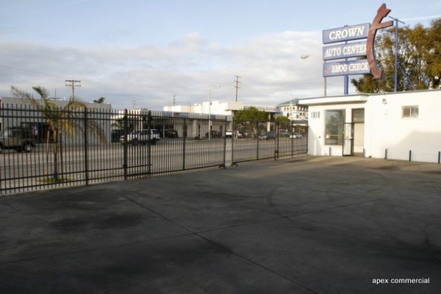 Commercial Property in Gardena CA - view from front