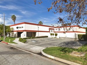 3135 Kashiwa street view of industrial building in South Torrance available for lease