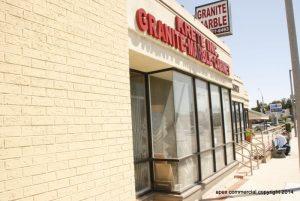 Retail Location in Torrance Exterior