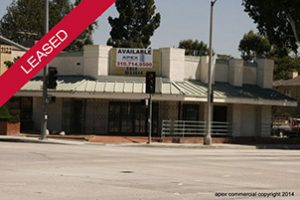 Retail and Office Building in Torrance CA