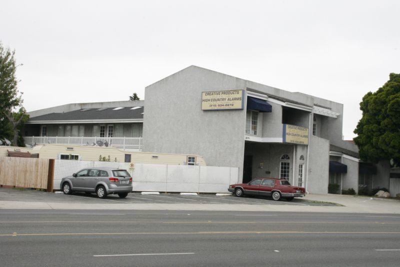Lomita CA Office Space exterior view