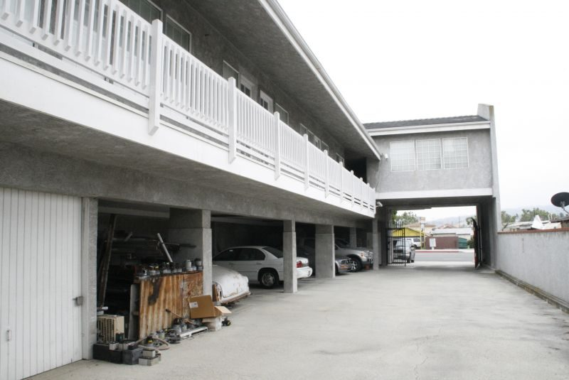 Parking Area for Lomita Office Building