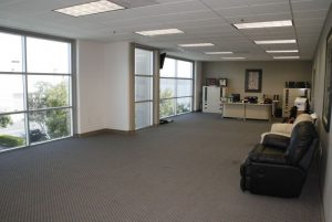 Torrance Office/Warehouse interior view