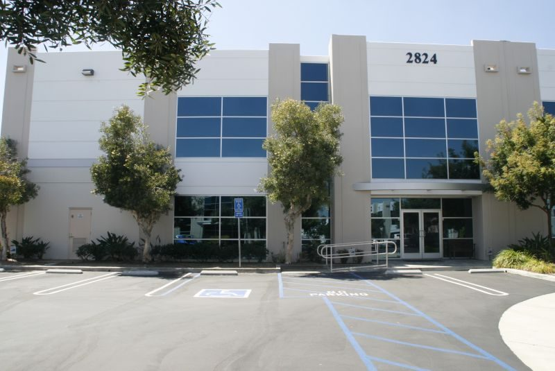 Torrance Office/Warehouse exterior