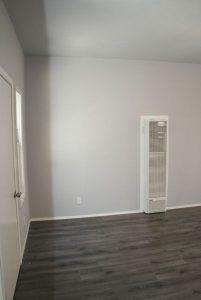 Interior of Long Beach apartment