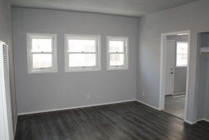 Long Beach apartment interior view