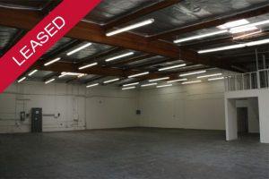 Torrance Warehouse Interior