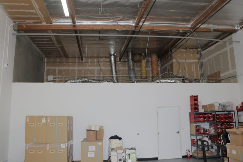 Office with Warehouse for Lease in Torrance Ca