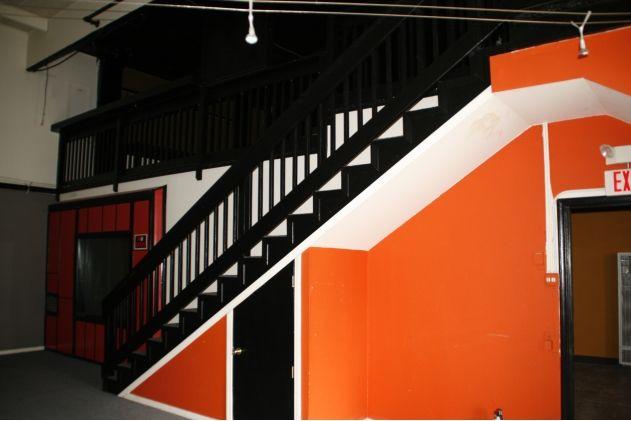 Interior Torrance Recording Studio