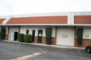 Exterior of Torrance Recording Studio