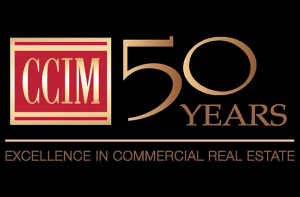 CCIM 50 Years excellence in Commercial Real Estate