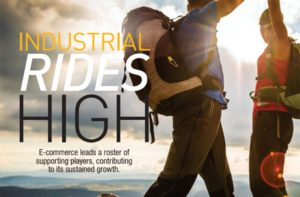 Arnold Ng quoted in Industrial Rides High
