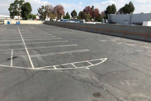 empty lot available for sublease