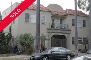 multi-unit apartment complex in Long Beach sold