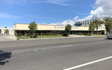 Torrance Industrial Building for Lease