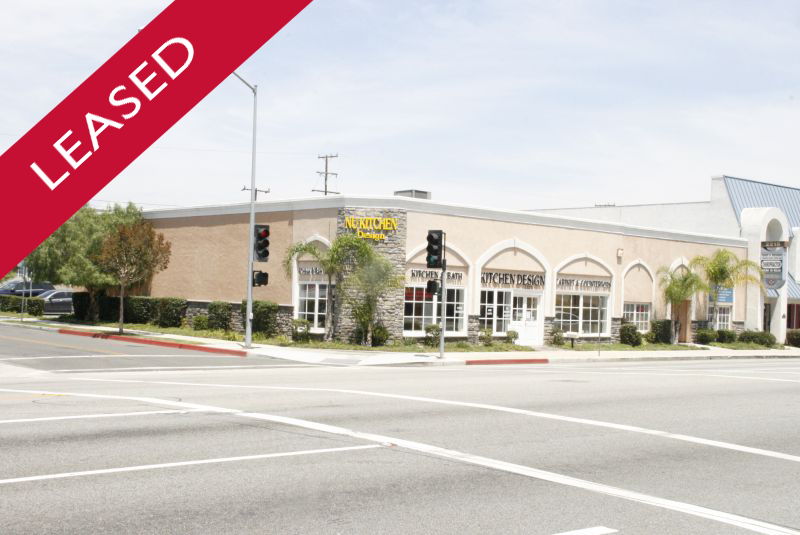 Torrance Blvd. commercial building subleased